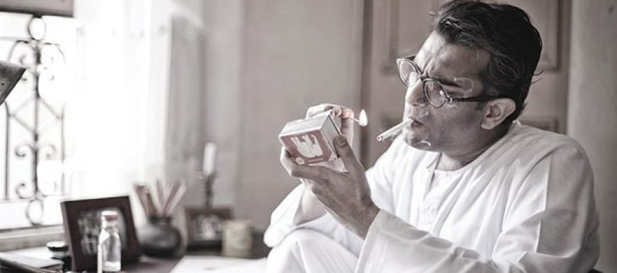 Main Manto, the film is near completion