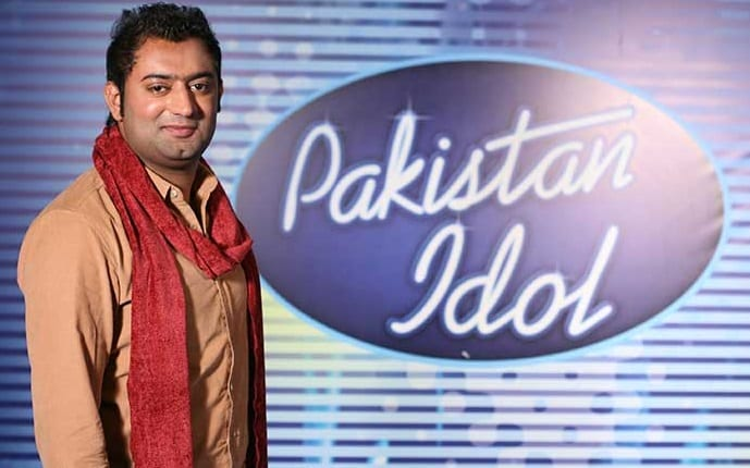 pakistan idol contestant islamabad waqas ali