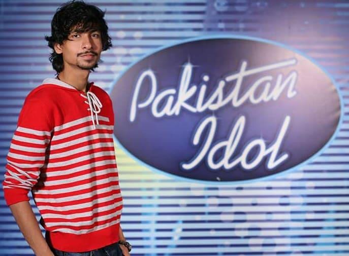 pakistan idol contestant karachi syed sajid abbas