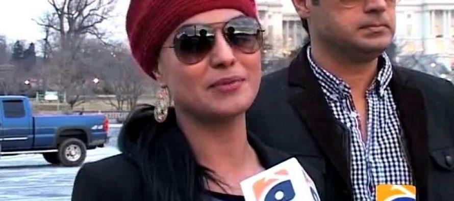 Veena Enjoying her Honeymoon in US.. :)