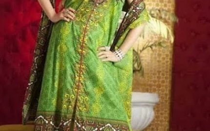 Sumbul Iqbal's latest Photoshoot for a Lawn Clothing Brand