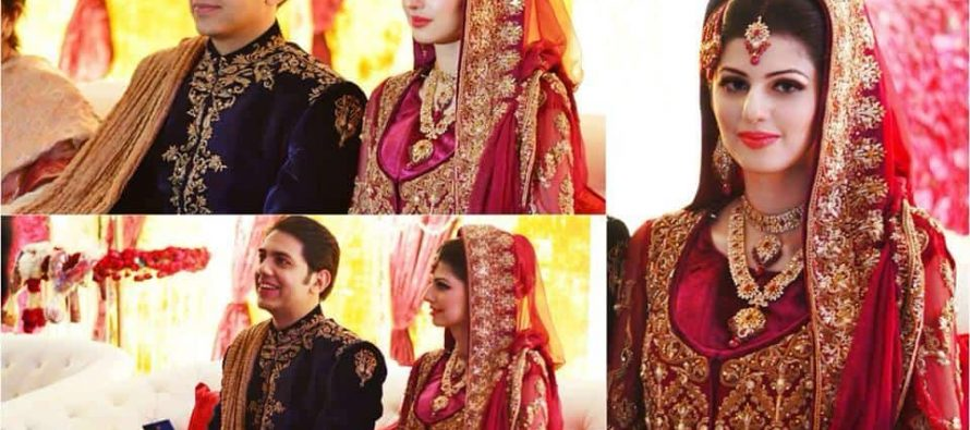 Gohar Mumtaz & Anam Ahmed Wedding Pictures.