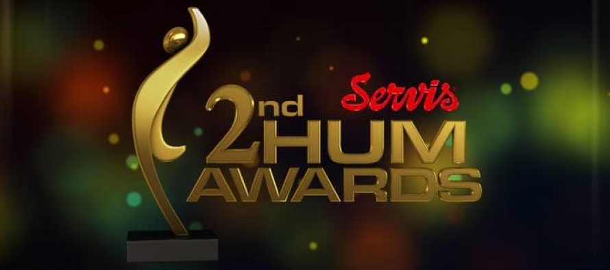 2nd HUM TV Awards – Winners List