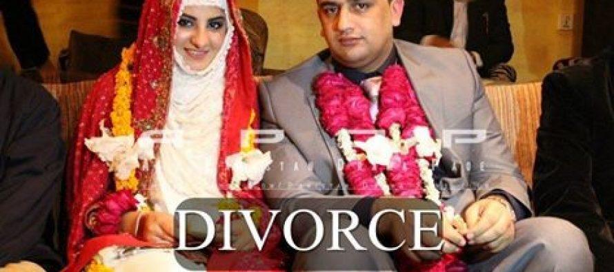 Former Artist Sataesh Khan claimed divorce from her husband Malik Noraid Awaan