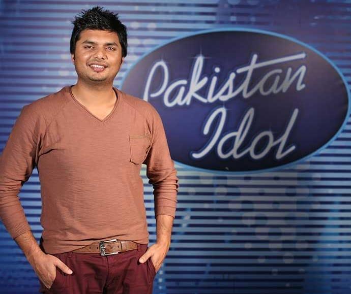 pakistan idol contestant islamabad asad razai
