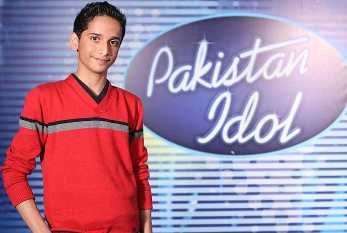 pakistan idol contestant karachi abdul rafay khan