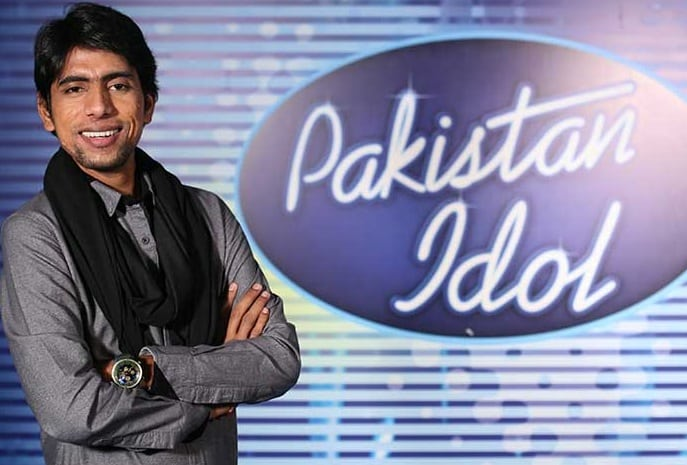 pakistan idol contestant multan waqas ali vicky1
