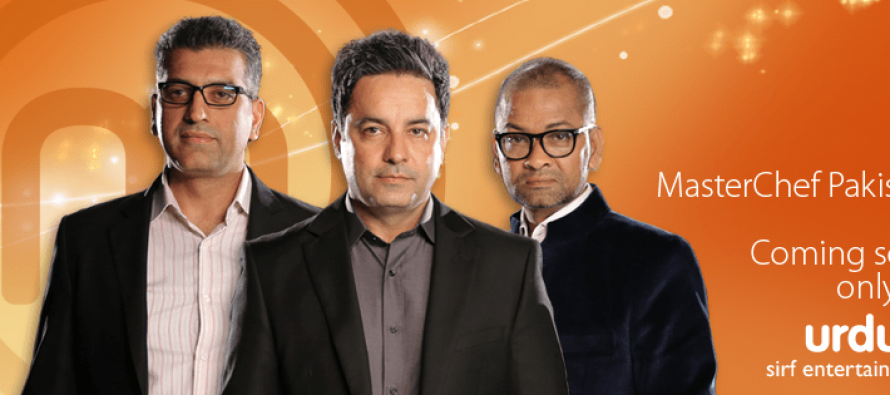 Master Chef Pakistan Judges Panel Announced !