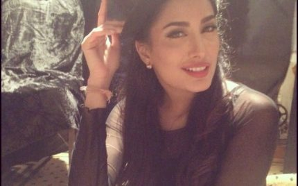 Mehwish Hayat is all set with another experiment.