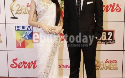 From The Red Carpet of HUM TV Awards … Part 2