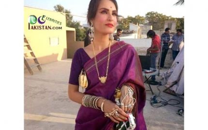 Nadia Hussain playing challenging character in New Drama