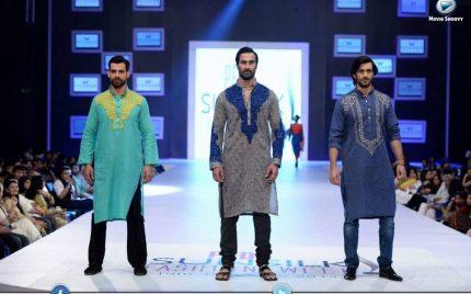 PFDC Sunsilk Fashion Week in Lahore