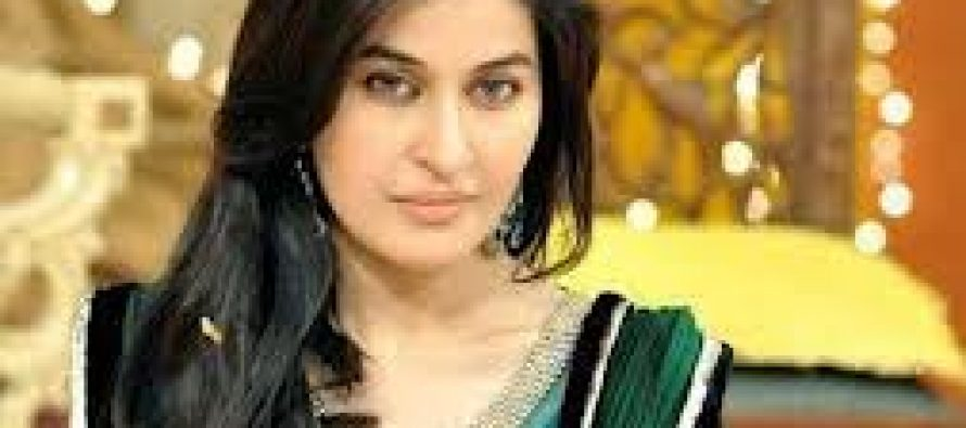 Dr. Shaista Lodhi as brand ambassador of Nofil Siddiqui Lawn