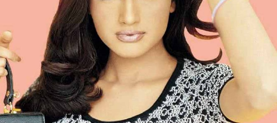 Zara Sheikh's first indian film is released