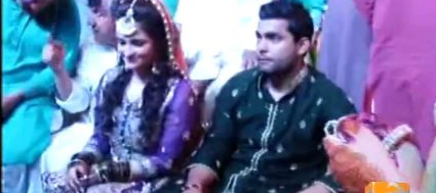 Umar Akmal Mehndi Pictures and Video – Exclusive