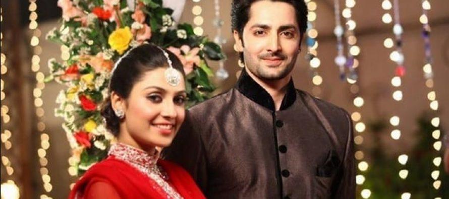 Aiza Khan and Danish Taimoor Getting Married Soon