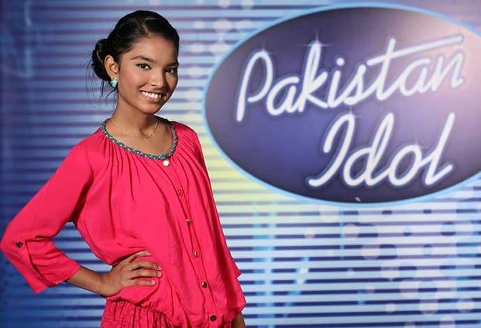 pakistan idol contestant karachi rose marry