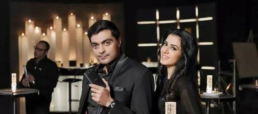 Mansha pasha & Aly Khan In Voice Xtreme V90 shoot.