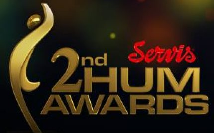 2nd HUM TV Awards to be telecast soon
