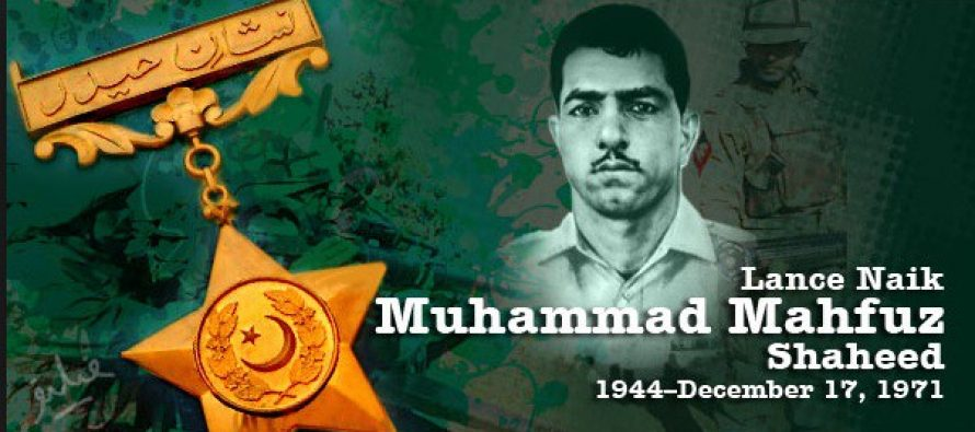 What Happened When Muhammad Mehfooz Shaheed's Grave Was Dug