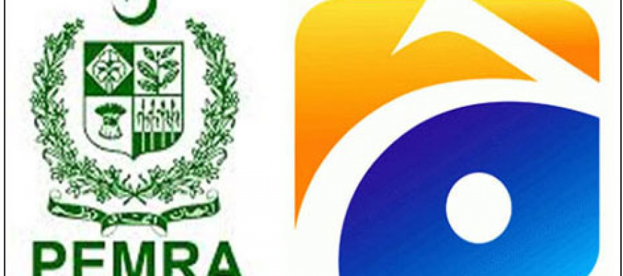 Geo News to be back on screens from today