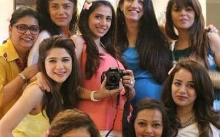 Tooba Siddiqui's Baby Shower Pictures