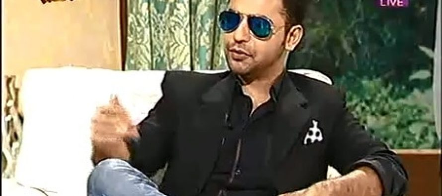 Farhan Saeed Talks About His Tribute To Nusrat Fateh Ali Khan
