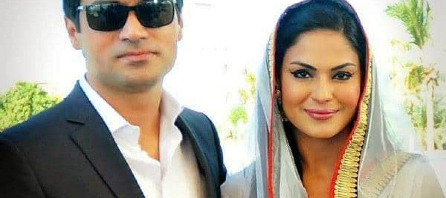 Veena Malik and Asad Bashir Khattak as ambassadors of IDPs