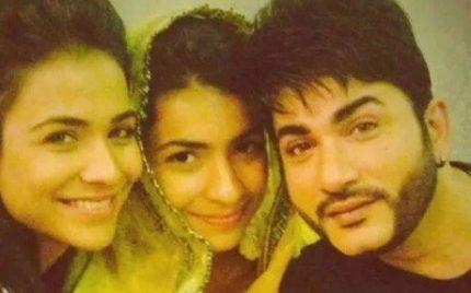 Dua Malik's Dholak Pictures
