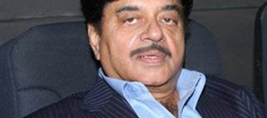 Indian artist Shatrughan Sinha to visit Pakistan