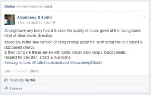 indian views on OSTs