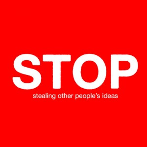 stop stealing other work