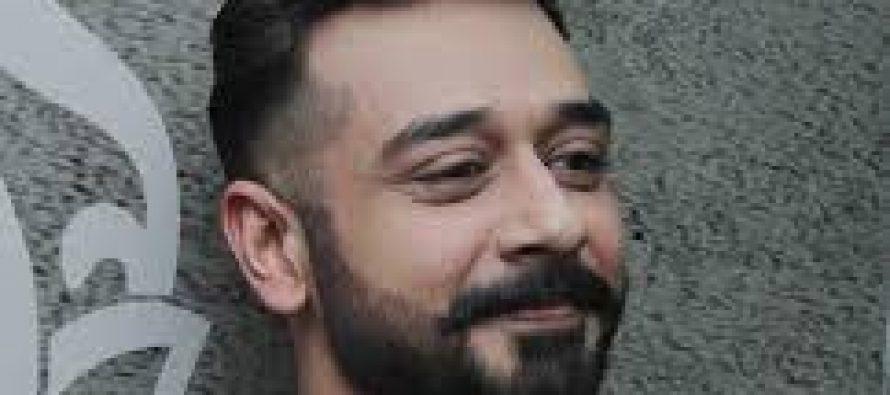 Faisal Qureshi, first artist to launch smart phone App