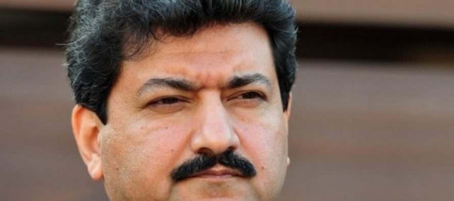 Hamid Mir moved to UK with family for medical treatment