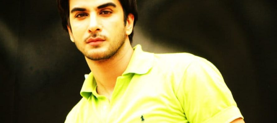 Imran Abbas has missed the launching of trailer of Creature 3D