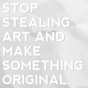 Stop-Stealing-Art