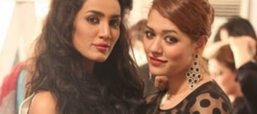 Mathira's Sister Will Be Making Her Film Debut Soon