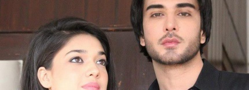 """Imran Abbass And Sanam Jung Will Be Seen Together In """"Alvida"""""""