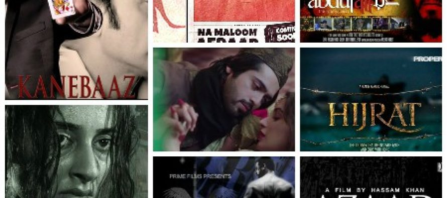 Upcoming Pakistani Films – Details and Trailers