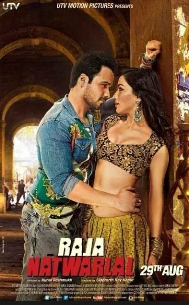 Raja Natwarlal's Poster And Promo Is Out