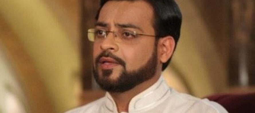 Aamir Liaquat's Reply To People Who Criticize Him