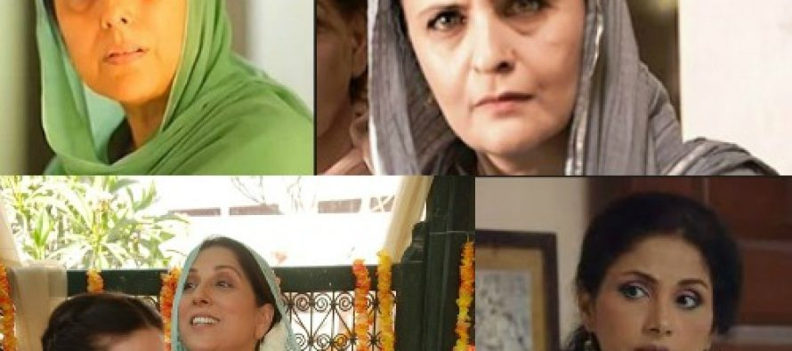 6 amazing mother characters in Pakistani dramas