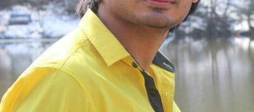 Wali Hamid Khan to be part of an item song in Indian film