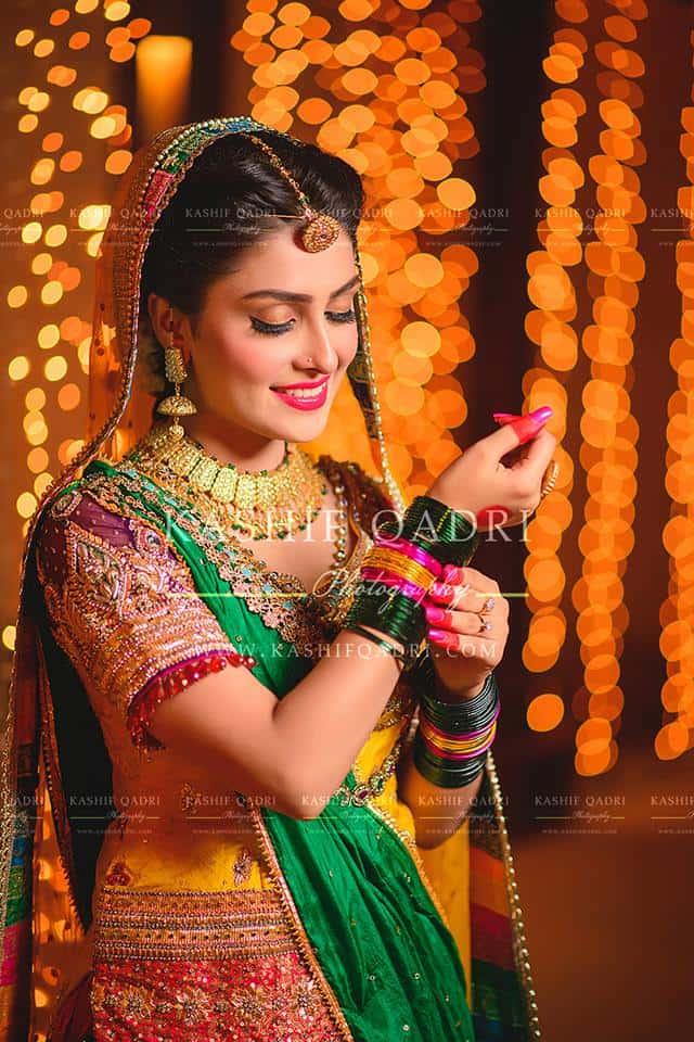 Aiza Khan S Mehndi Photoshoot Reviewit Pk