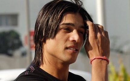 """Mohammad Amir Will Start His Film Career With """"Blind Love"""""""