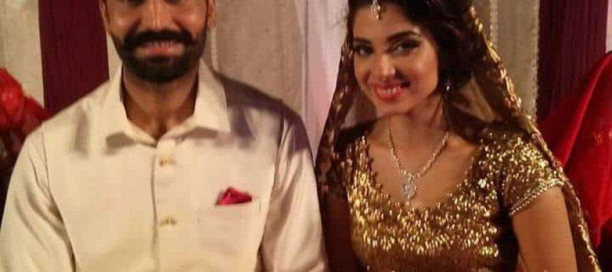 Sonya Khan married to Wasif Muhammad