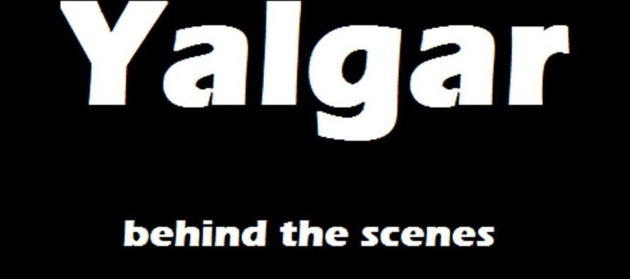 Yalghaar- Behind the scenes…