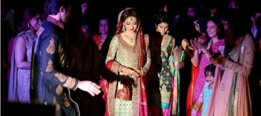 Exclusive Pictures Of Sarwat Gillani's Wedding Finally Out