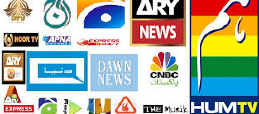 Viewership of news channels increased as compared to entertainment channels