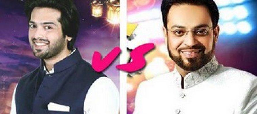 Fahad Mustafa Replies To Aamir Liaquat